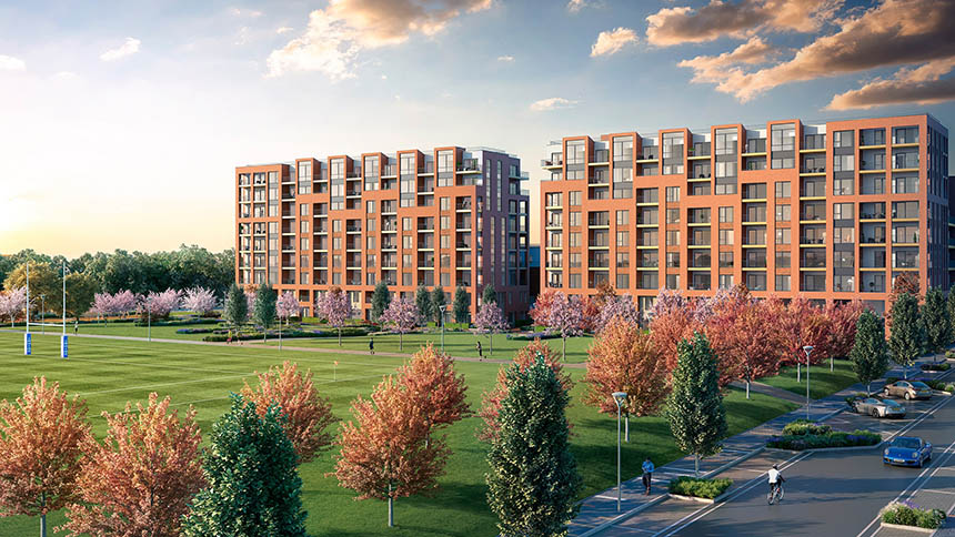 Colindale Gardens (Redrow)