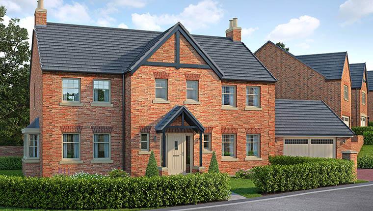 Fulbeck Grange (Duchy Homes)