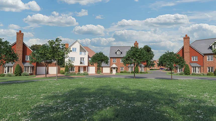 Boughton Park (Fernham Homes)