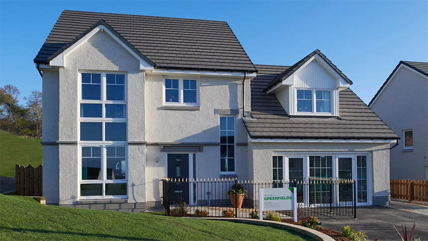 Greenfields (Tulloch Homes)