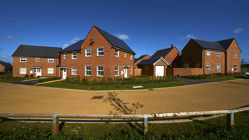 Saxon Heights (Taylor Wimpey)
