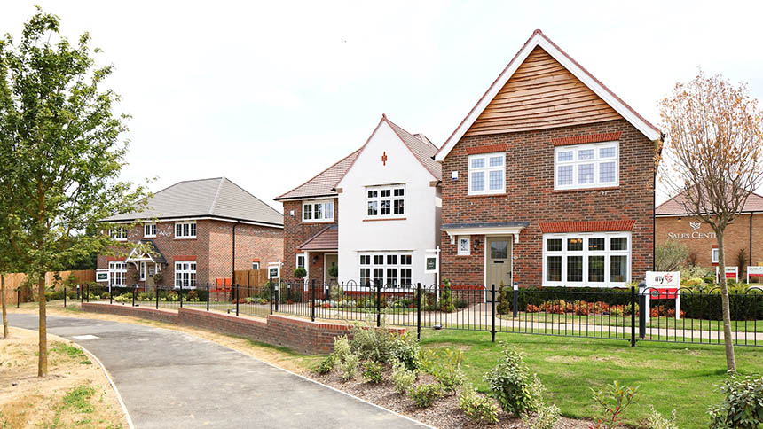 Orchids Place (Redrow Homes)