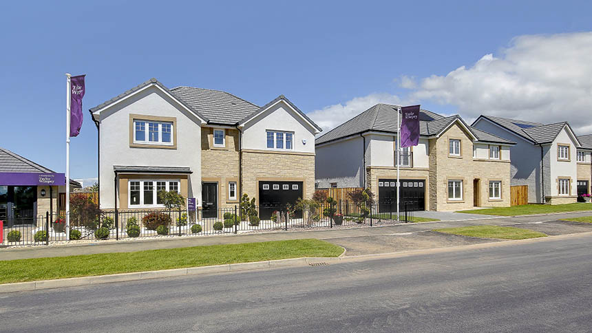 Queen's Court (Taylor Wimpey)