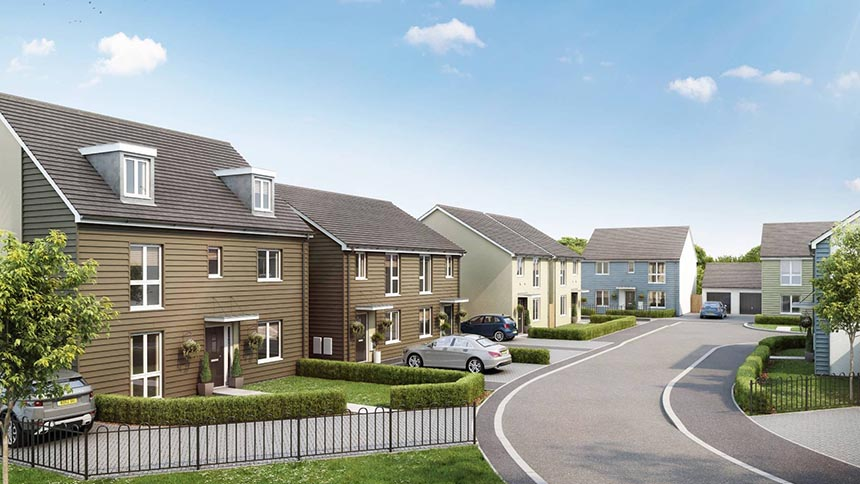 Copleston Heights (Taylor Wimpey)
