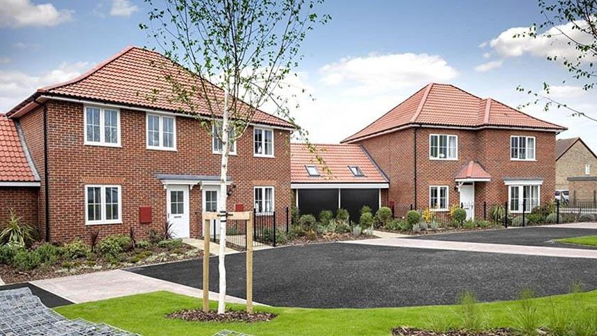 Aylesham Village (Barratt Homes)
