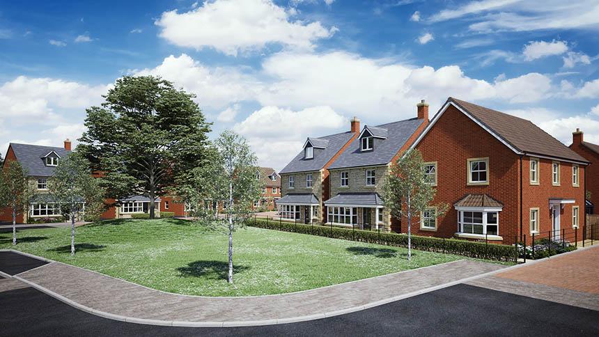 Newland Place (Newland Homes)