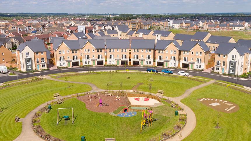 Brooklands (Barratt Homes)