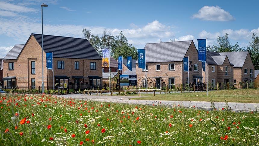 Northstowe (David Wilson Homes)