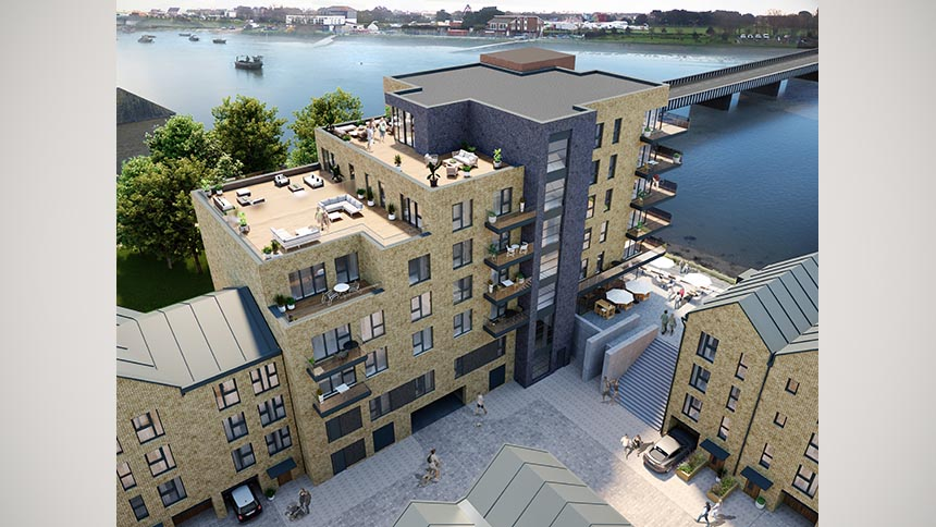 The Waterfront (Hyde New Homes)