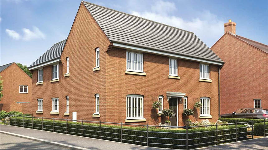 New Berry Vale (Taylor Wimpey)