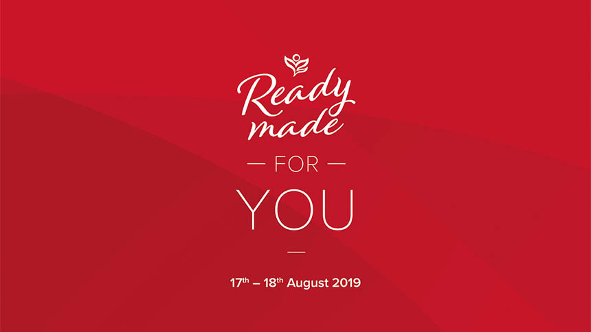 Redrow Readymade Weekend 17/18 August 2019