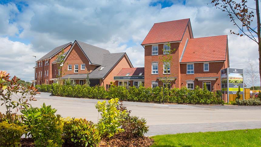 J One Seven (Barratt Homes)