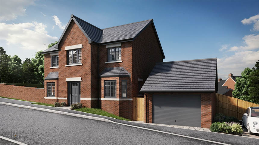 Copper Beeches (Waterstone Homes)