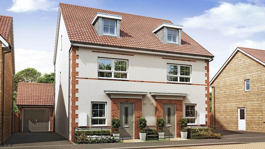 Sandridge Place (Barratt Homes)