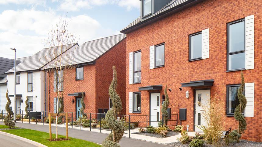 Ladden Garden Village (David Wilson Homes)