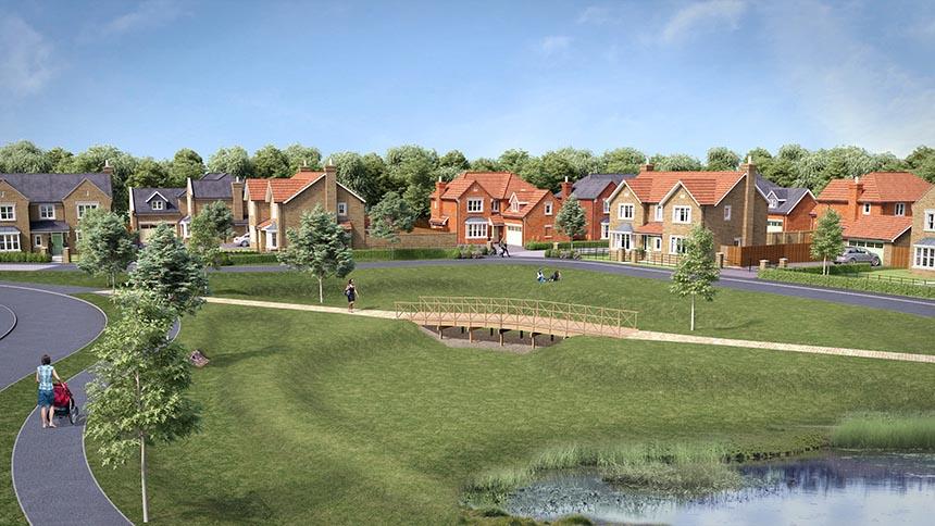 Van Dyk Village (Jones Homes)