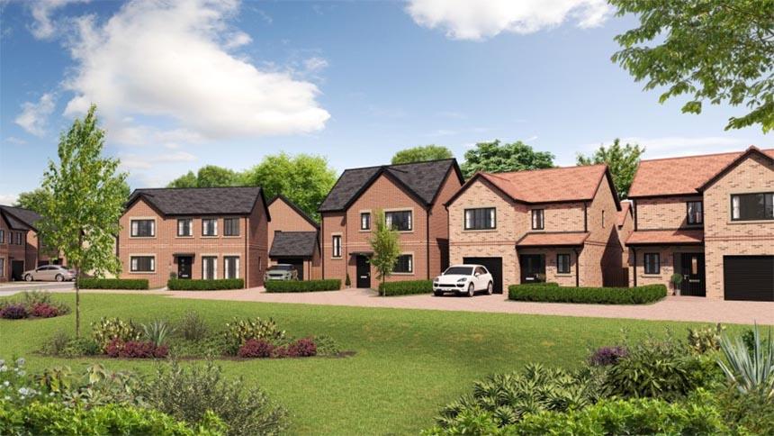 Hardwick Grange (Tolent Homes)