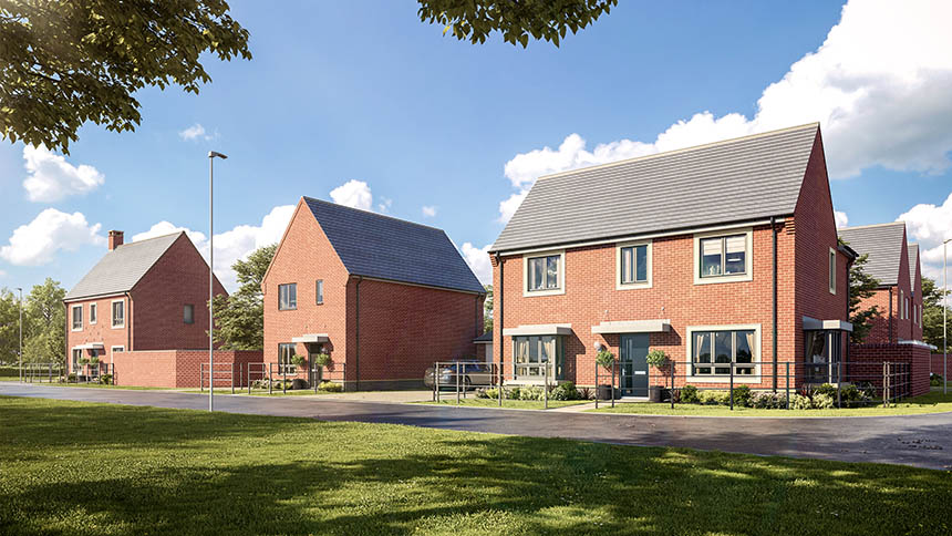 Forest View (Bellway)
