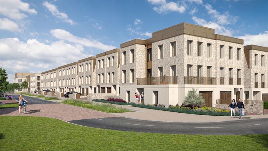 No.1 Millbrook Park (Joseph Homes)