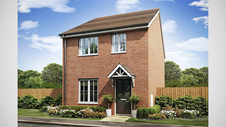 Rochberie Heights (Taylor Wimpey)