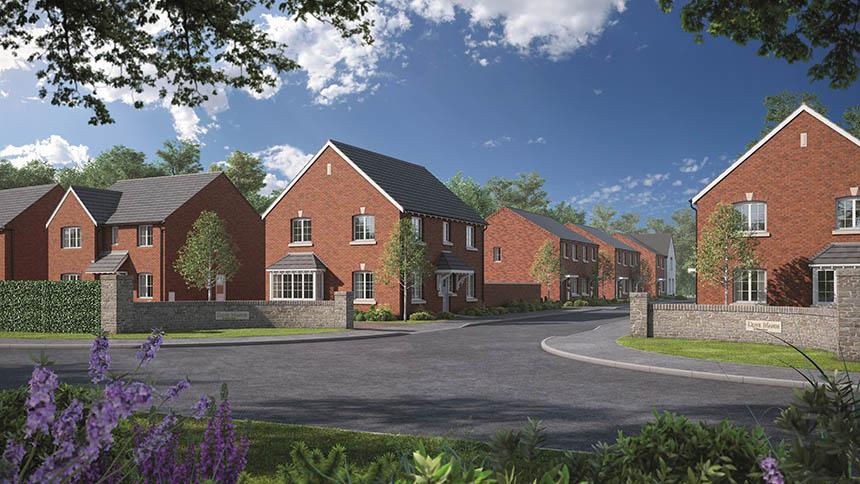 Dove Manor (Bellway)
