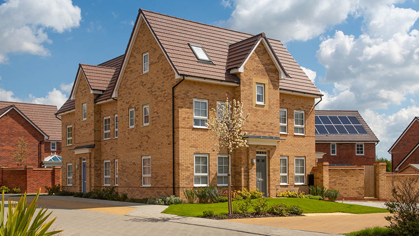 Fairfields (Barratt Homes)