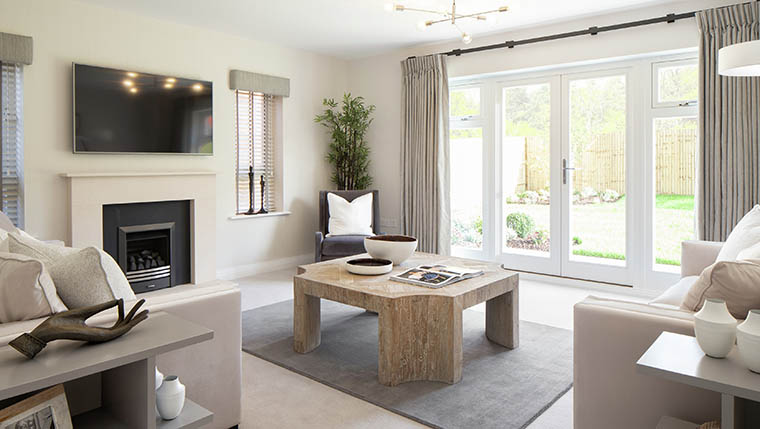 Kings Barton at Winterbourne Mead (CALA Homes)