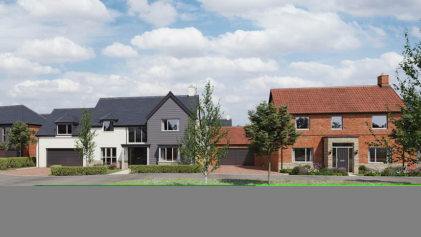 Newland Orchard (Newland Homes)