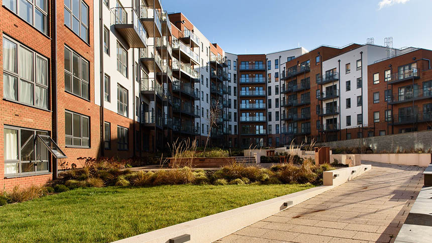 The Apex Apartments (Crest Nicholson)
