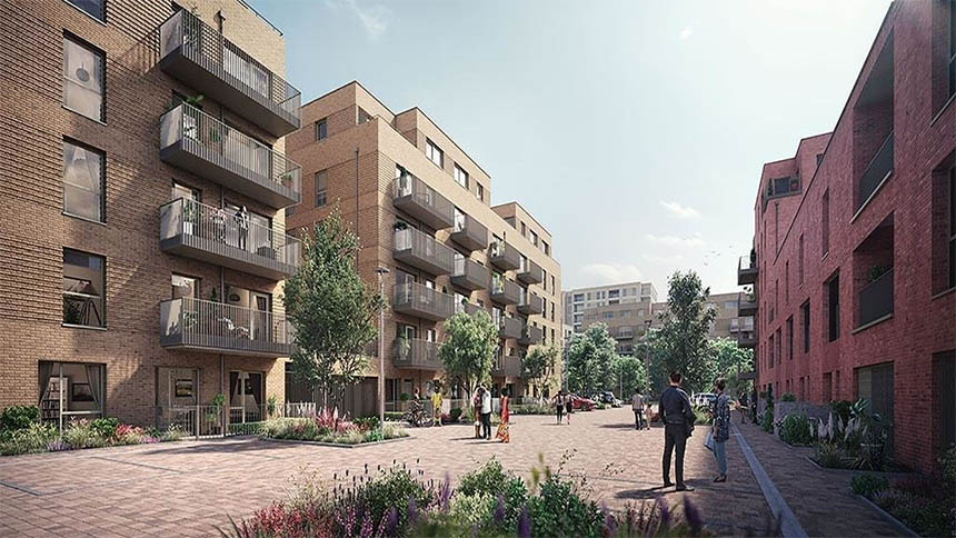 Eastman Village (Barratt London)