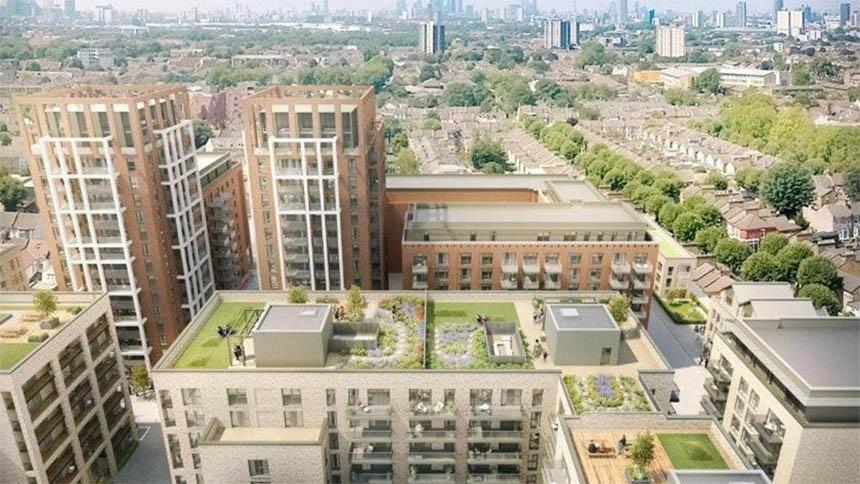 Upton Gardens (Barratt London)