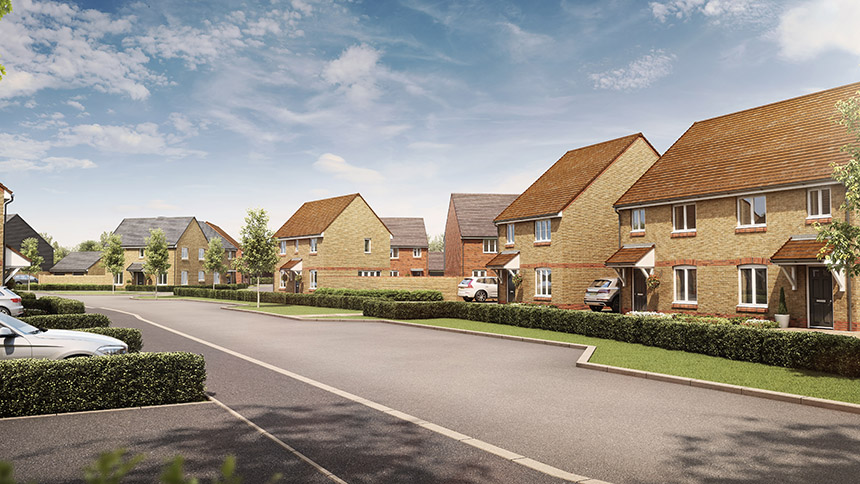 Church View (Taylor Wimpey)