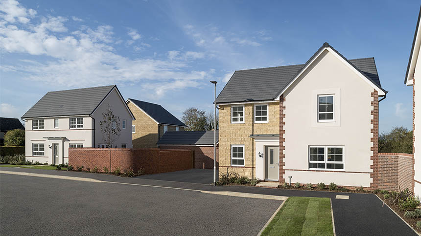 Saxon Gate (Barratt Homes)