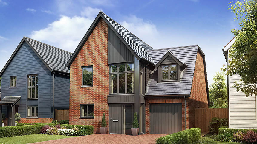Mulberry Place (Pentland Homes)