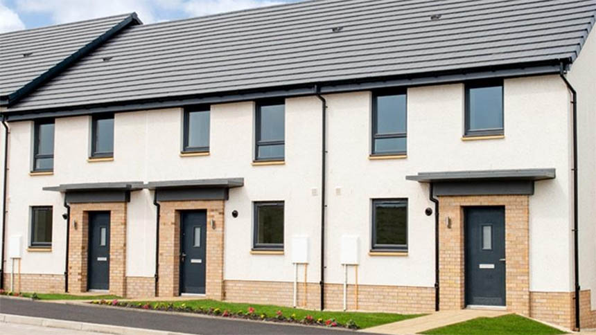 The 'Gourock' from David Wilson Homes