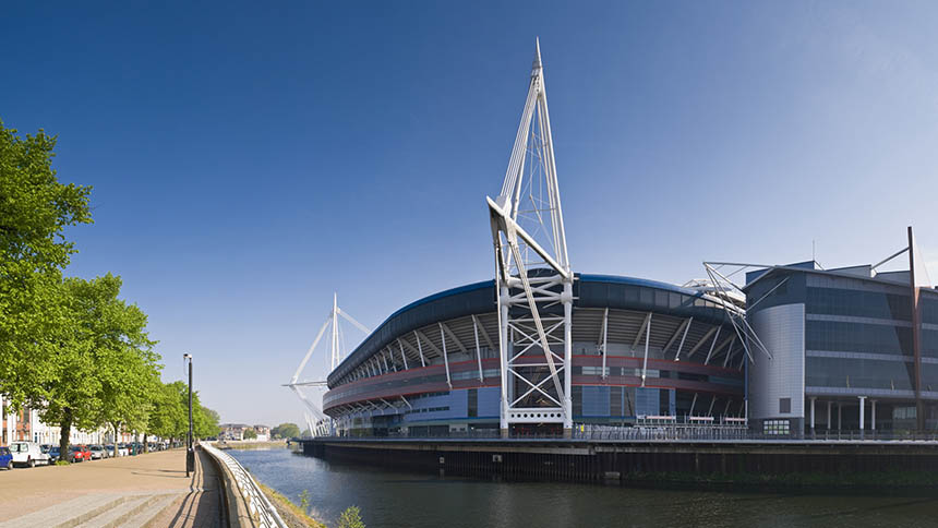 The Millennium Stadium