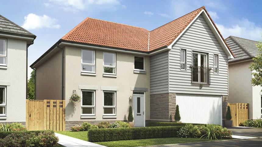 DWH @ Calderwood (David Wilson Homes)