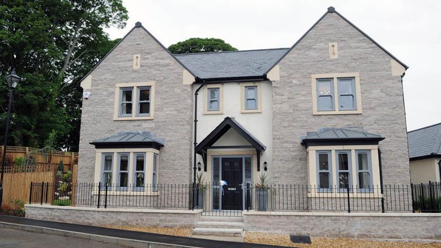 Stone Cross Mansions (Charles Church)