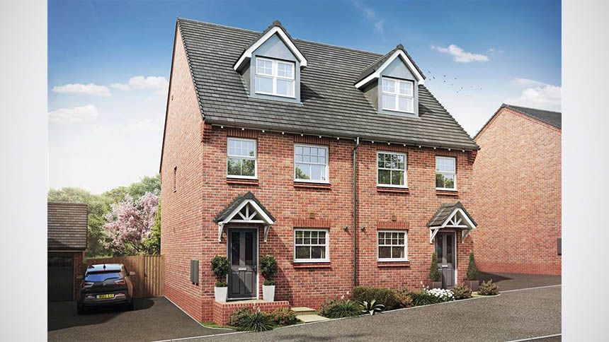 Clarendon Woods (Taylor Wimpey)