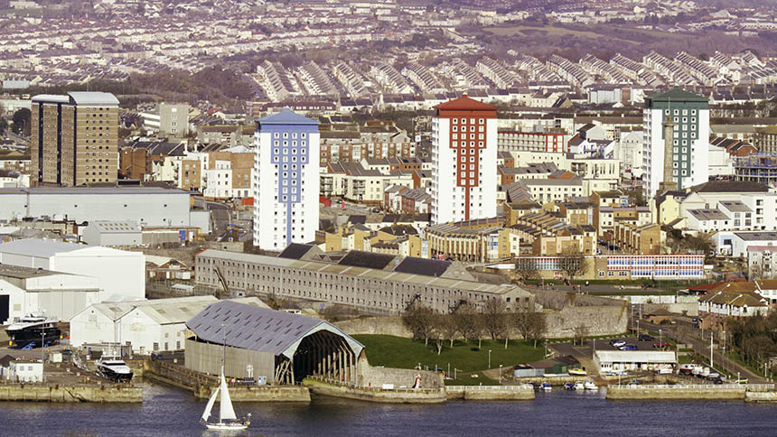Some of the UK's best buy-to-let towns and cities