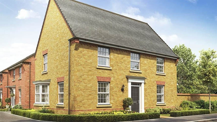 Bentley Fields (David Wilson Homes)