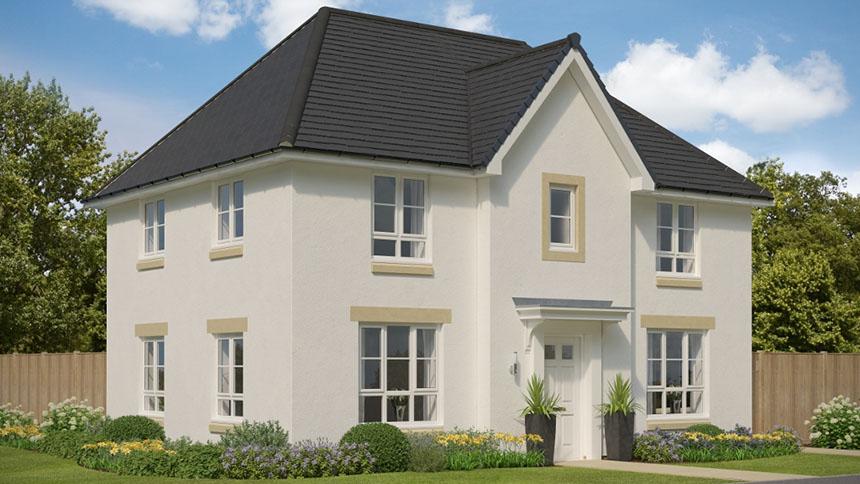 Lairds Brae (Barratt Homes)