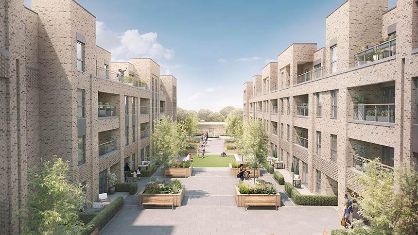 New Mill Quarter (Barratt London)