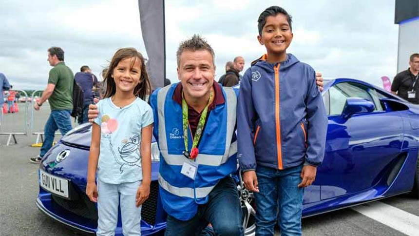 The Children's Trust Supercar Event 2019