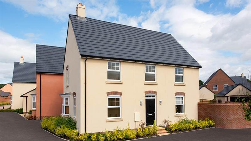 New Homes Wales David Wilson Homes Whathouse
