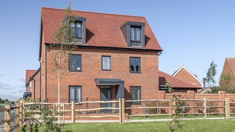 'The Elm', Chilmington Green, Barratt Homes