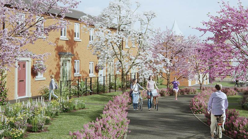 Nightingale Quarter (Wavensmere Homes)