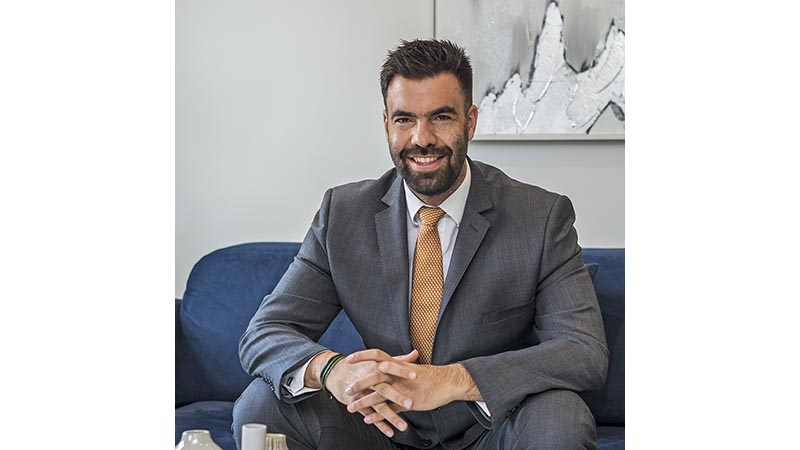 Pantazis Therianos, CEO of Euroterra Capital