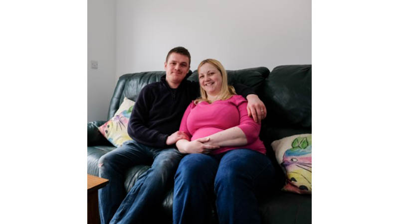 Danny and Gemma Lightfoot