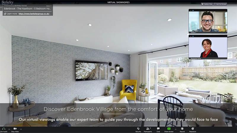 Edenbrook Village (Berkeley Homes)